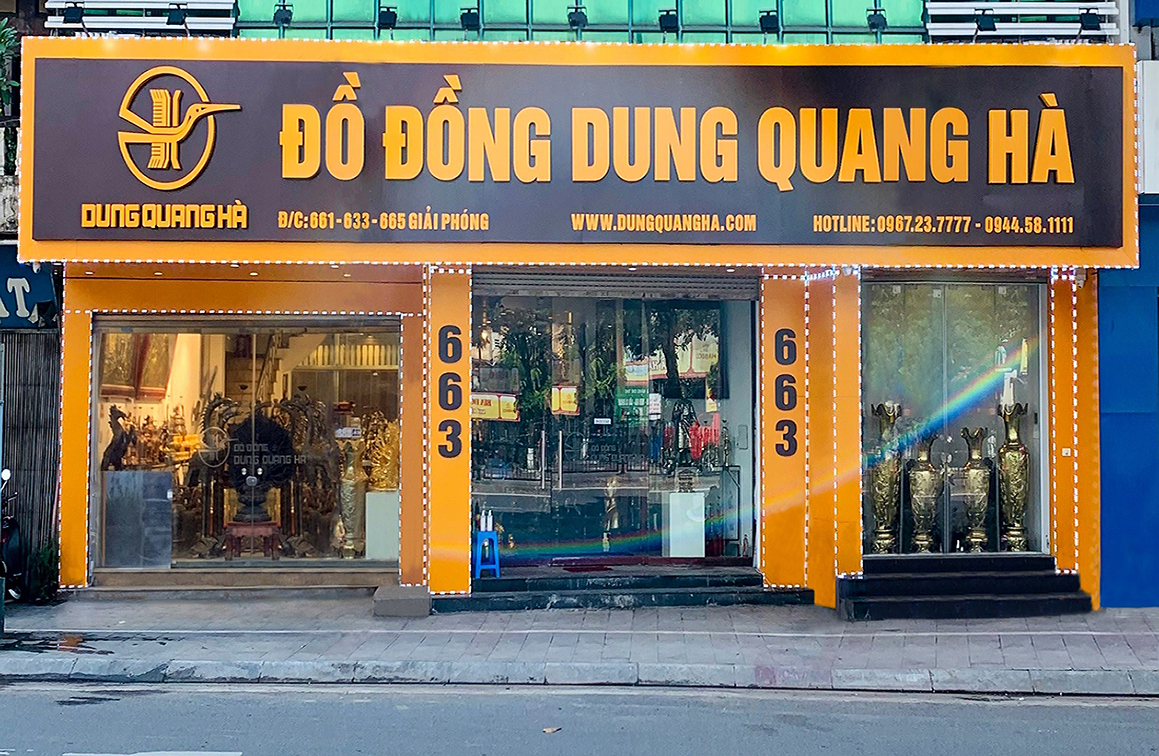 663 Giải Phóng, Hoàng Mai, Hà Nội