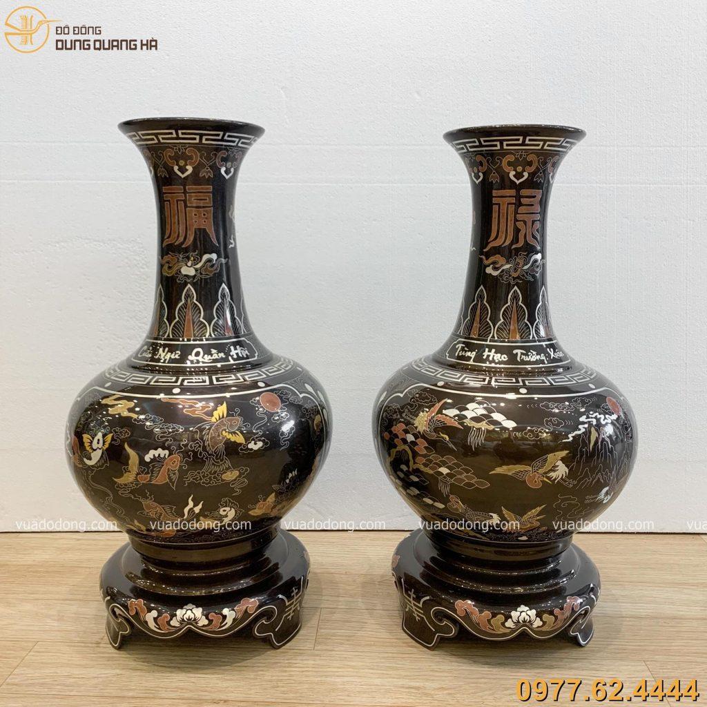 Doi loc binh kham ngu sac 60cm (6)
