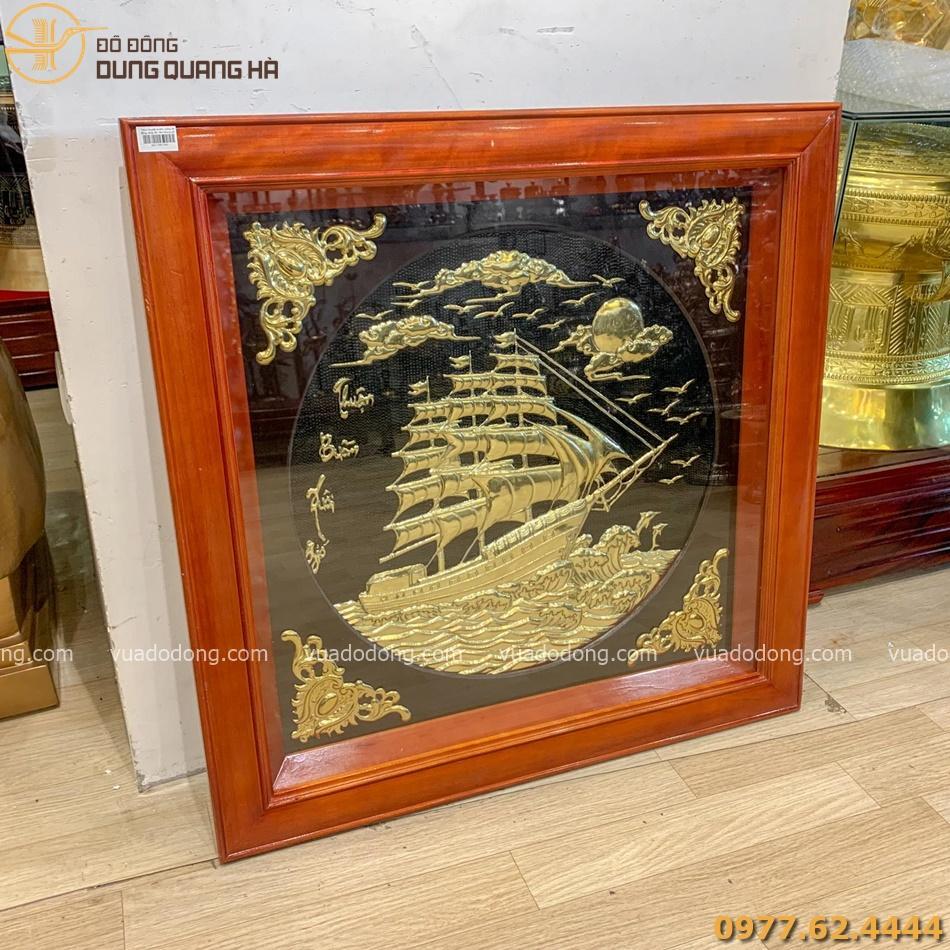 Tranh Thuận Buồm Xuôi Gió với thiết kế tinh xảo