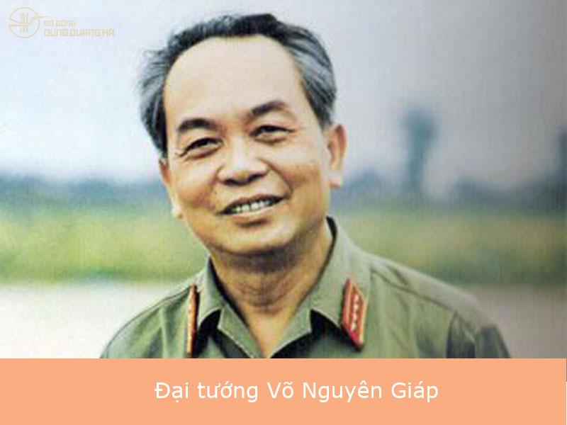 Đại tướng Võ Nguyên Giáp