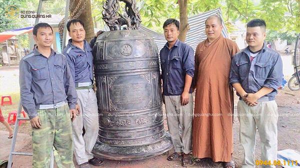 Đúc tượng đồng Nam Định