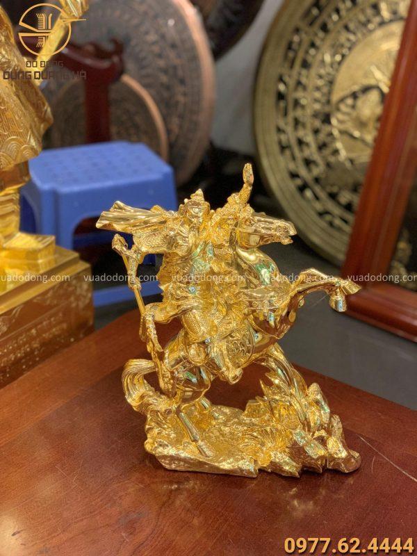Tượng Quan Vân Trường cưỡi ngựa (5)