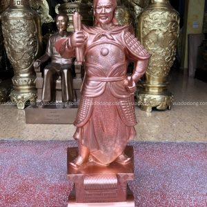 tuong tran hung dao bang dong do moc (5)