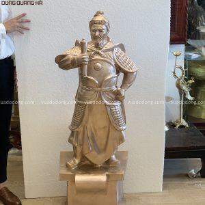 Tuong Tran Hung Dao dong do moc (1)