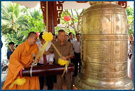 Chuông đồng trong Phật giáo