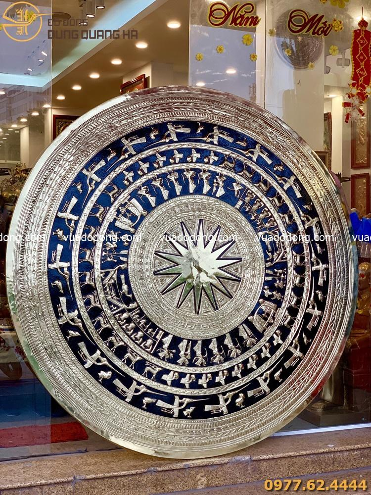 Mặt trống đồng Ngọc Lũ