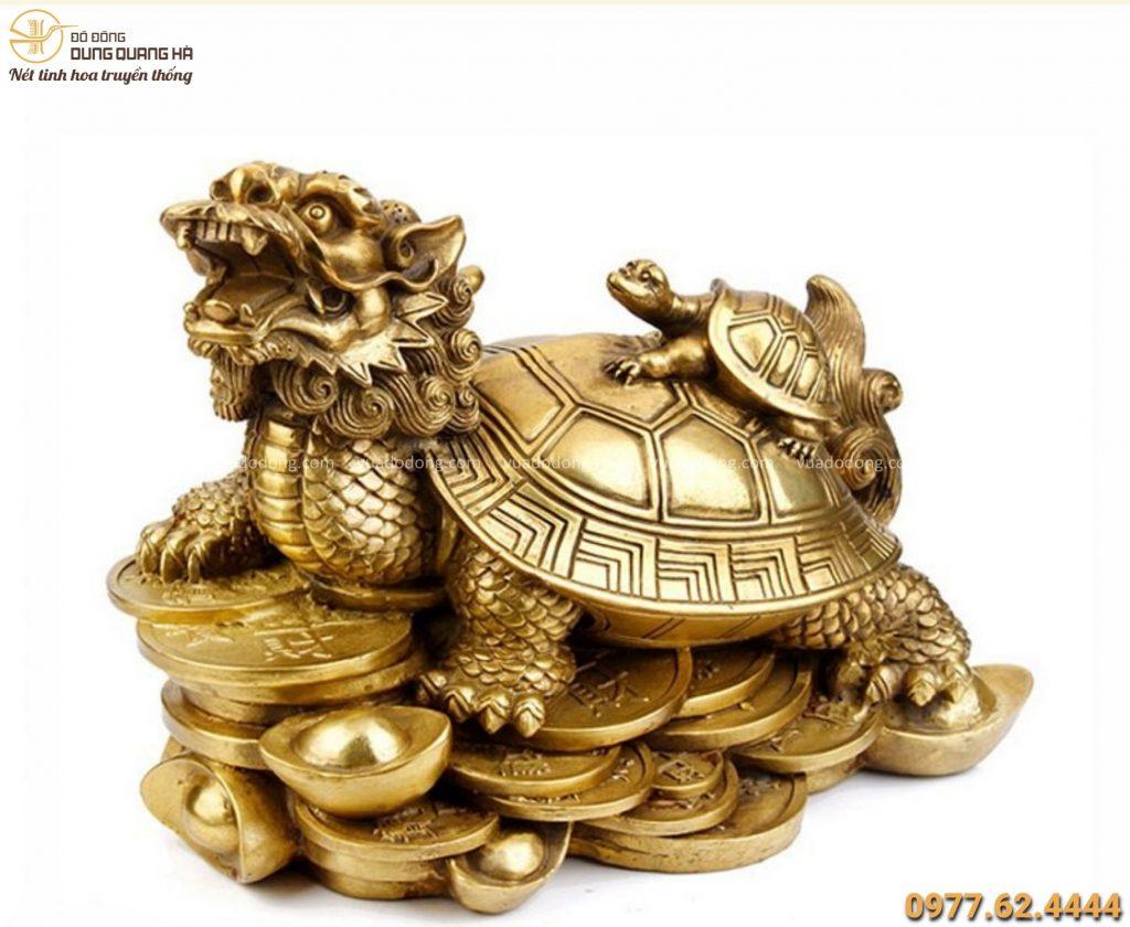 cách khai quang Rùa Đầu Rồng
